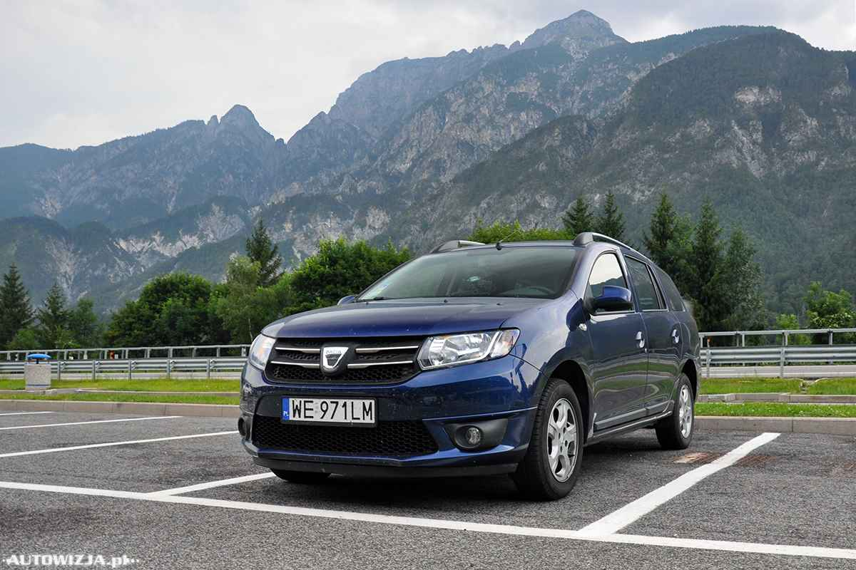 dacia logan mcv tce 90 lpg test d ugodystansowy cz 3 3 motoryzacja. Black Bedroom Furniture Sets. Home Design Ideas