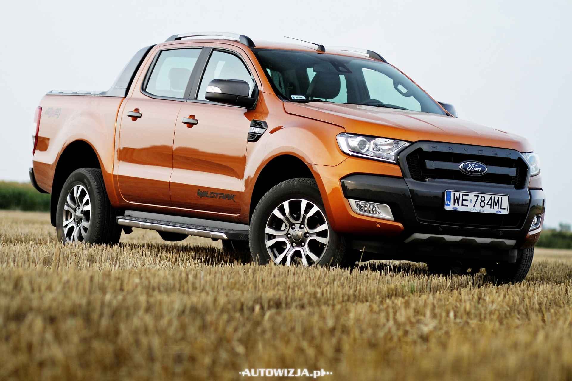 ford ranger wildtrak 2 2 duratorq tdci 160km 4x4 m6 auto test motoryzacja. Black Bedroom Furniture Sets. Home Design Ideas