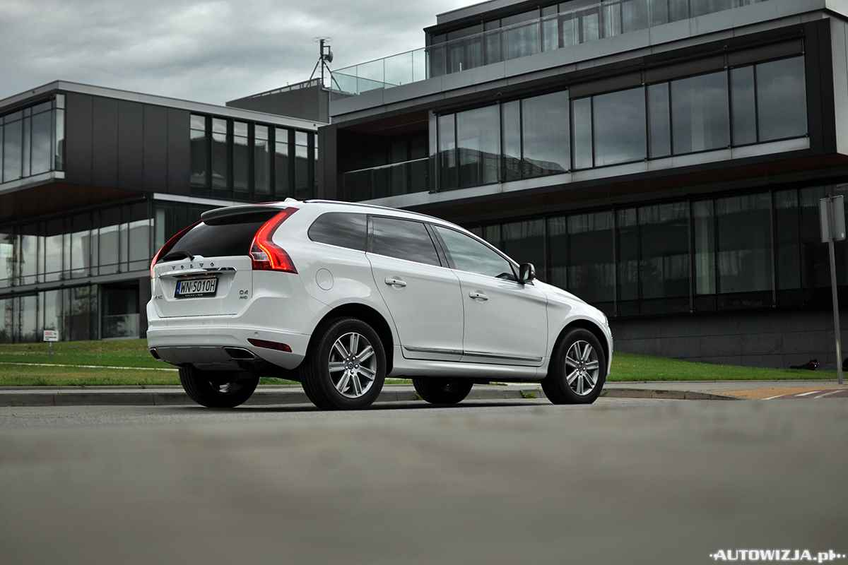 volvo xc60 d4 awd test motoryzacja. Black Bedroom Furniture Sets. Home Design Ideas
