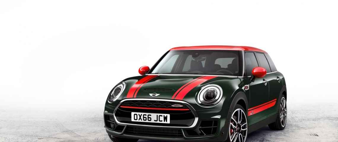 MINI John Cooper Works Clubman (2016)