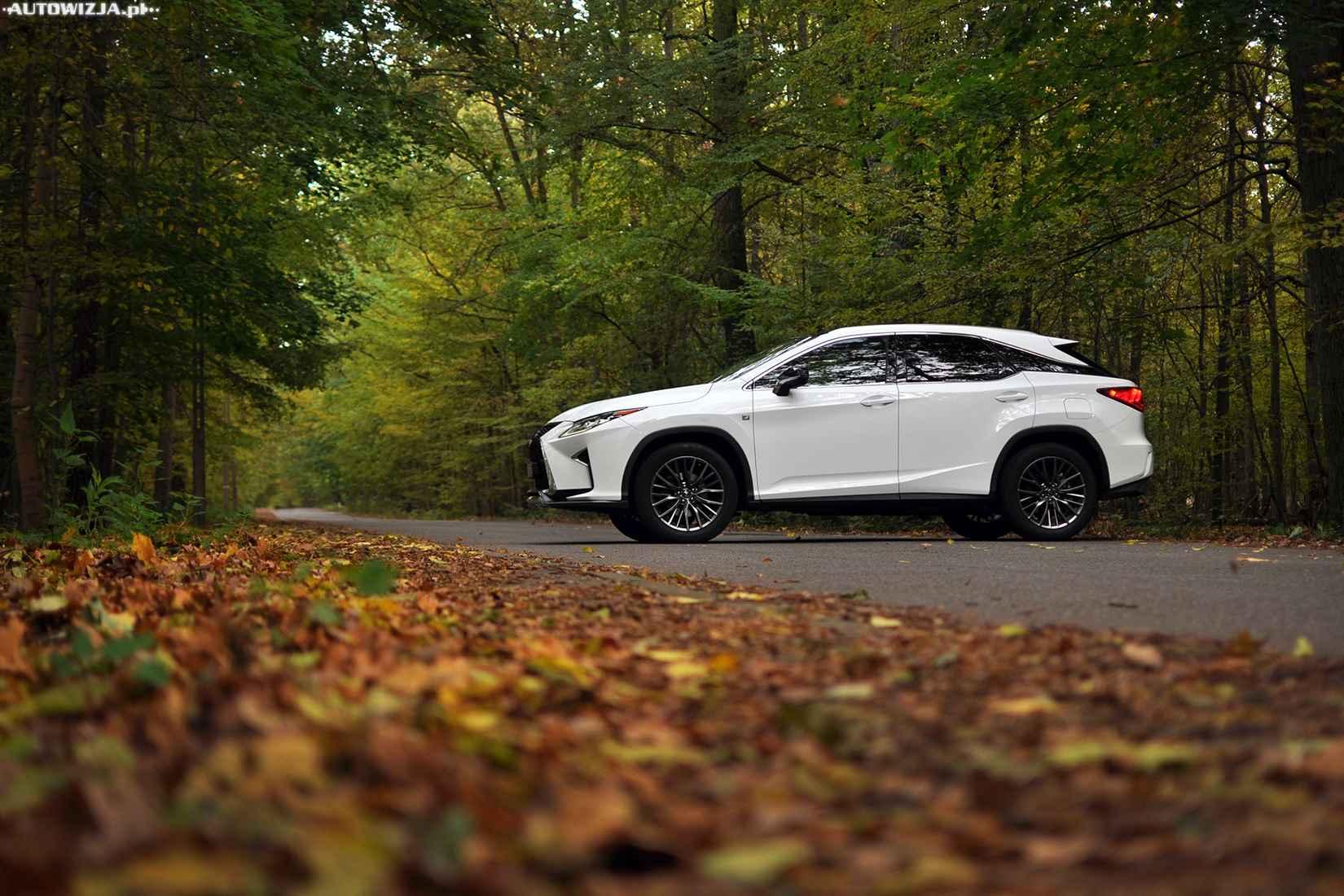 Lexus RX200t - TEST - AUTOWIZJA.pl - Motoryzacja