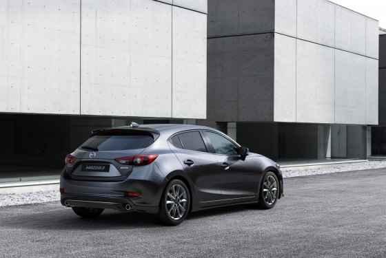 Mazda 3 FL (2017)