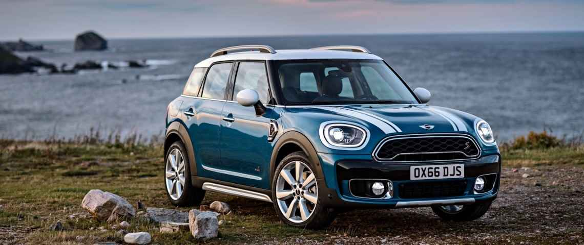 Nowe MINI Countryman (2017)