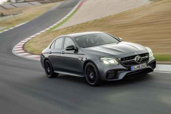 Mercedes-AMG E 63 S 4MATIC+ (2017)