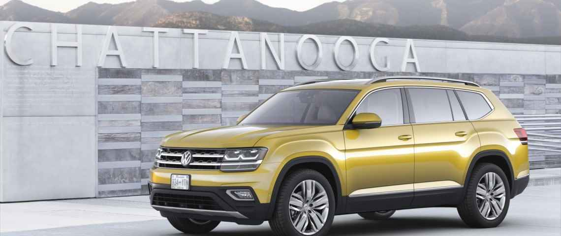 Volkswagen Atlas (2017)