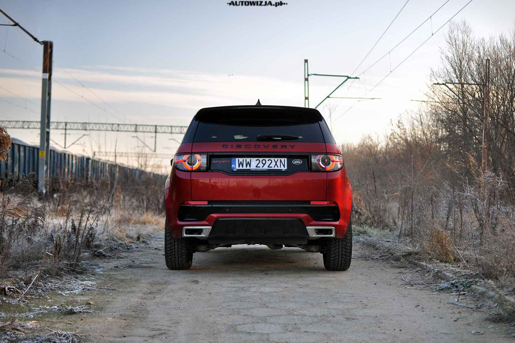 land rover discovery sport td4 test motoryzacja. Black Bedroom Furniture Sets. Home Design Ideas
