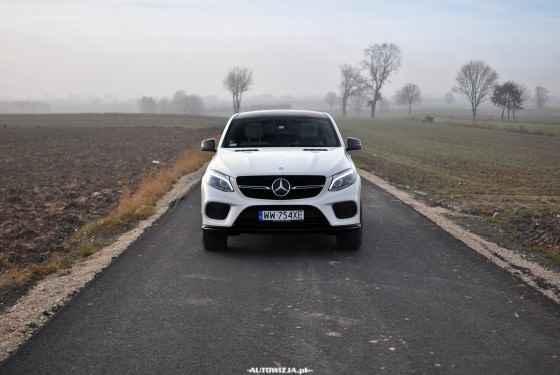 Mercedes GLE Coupe 43 AMG