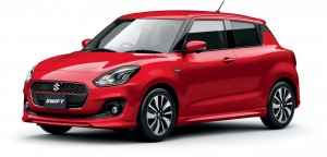 Nowy Suzuki Swift (2017)