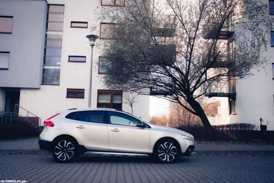 Volvo V40 Cross Country Summum T5 AWD Geartronic