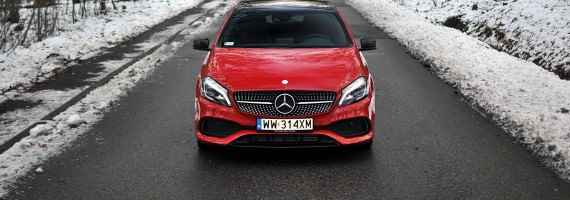 Mercedes A 220 4MATIC