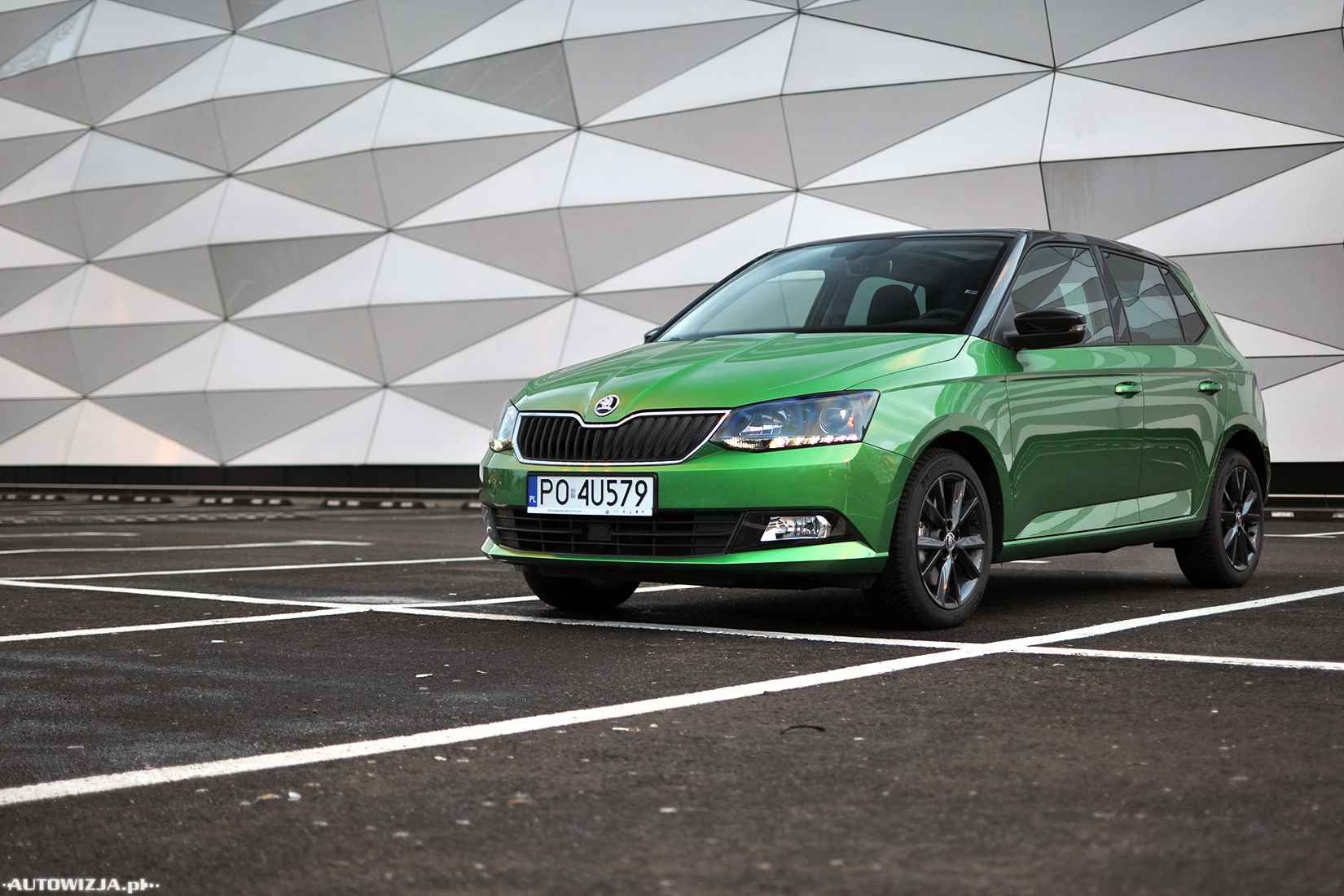 skoda fabia 1 2 tsi 110 km test motoryzacja. Black Bedroom Furniture Sets. Home Design Ideas