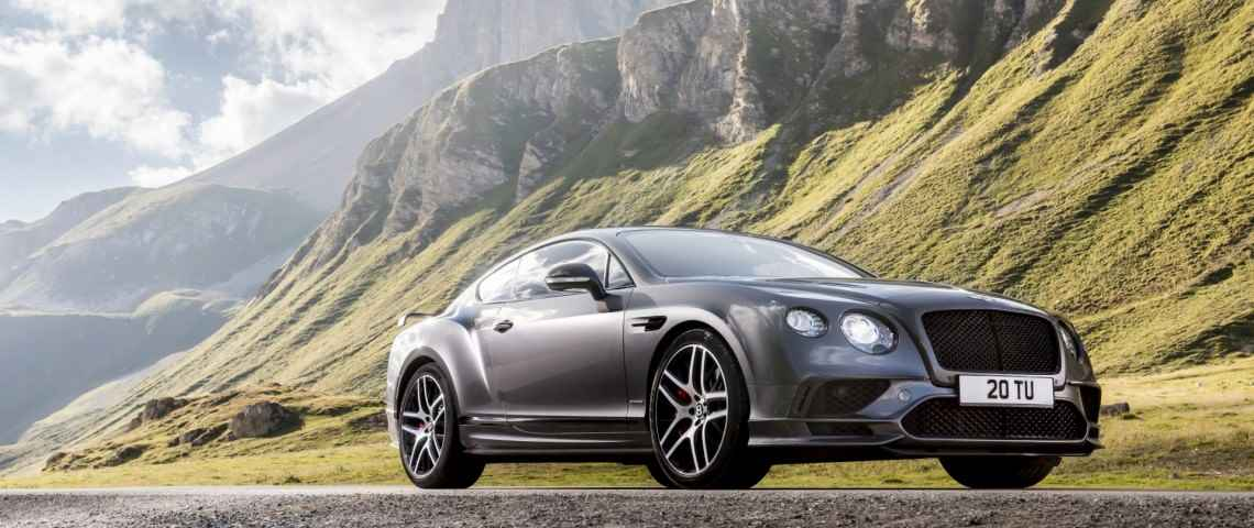 Bentley Continental SuperSports (2017)