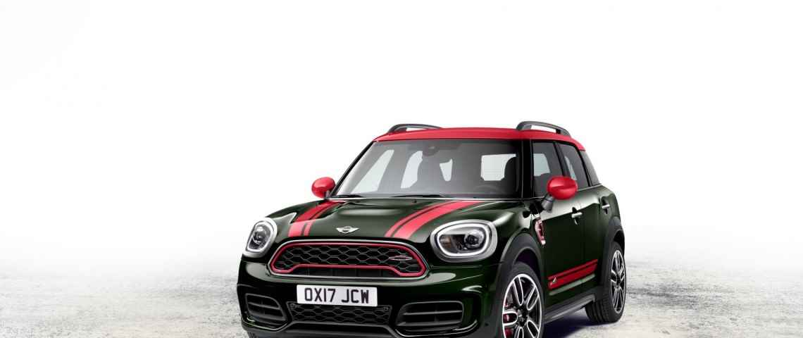 MINI John Cooper Works Countryman (2017)