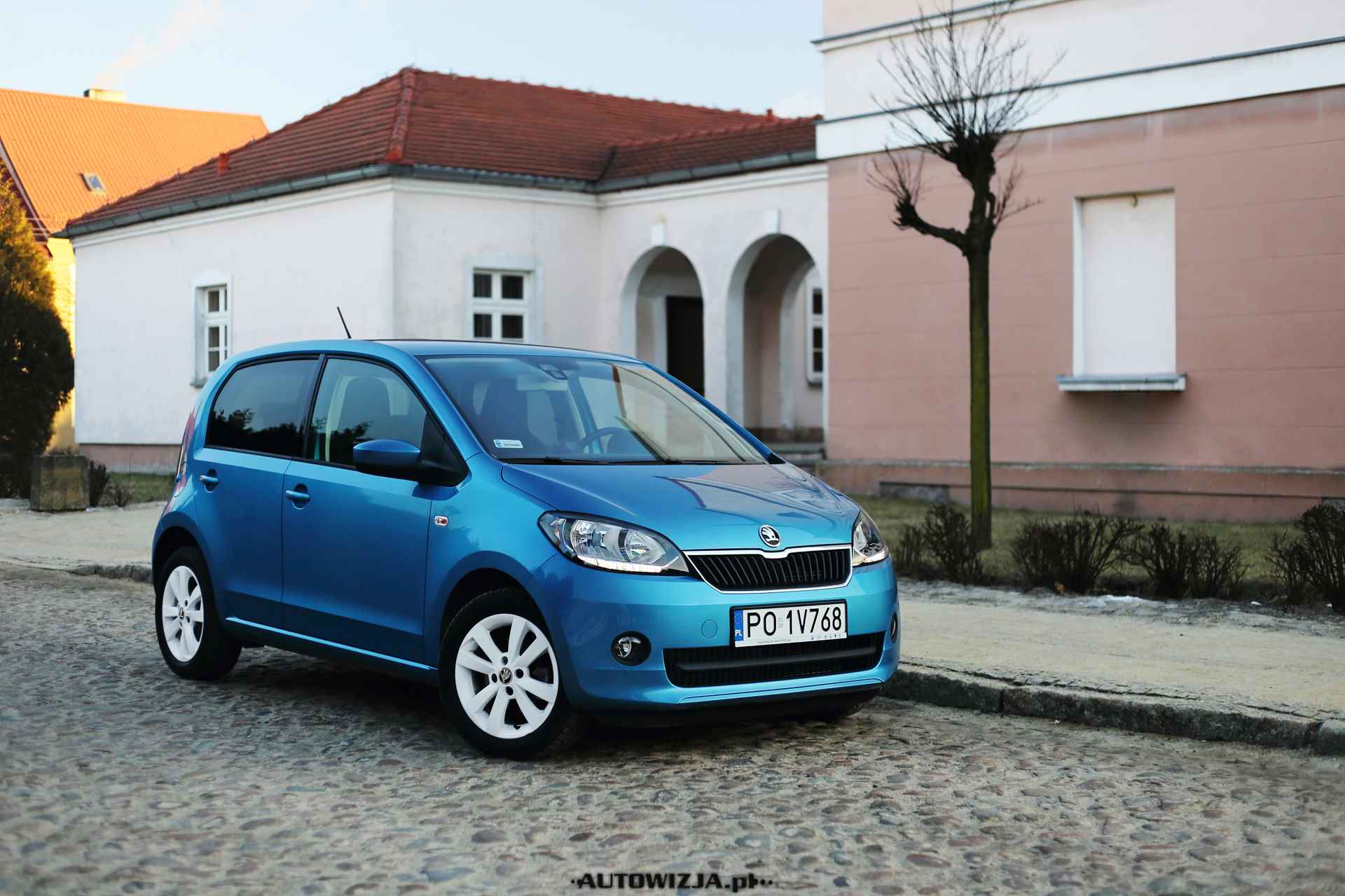 skoda citigo 1 0 mpi 75 km test motoryzacja. Black Bedroom Furniture Sets. Home Design Ideas