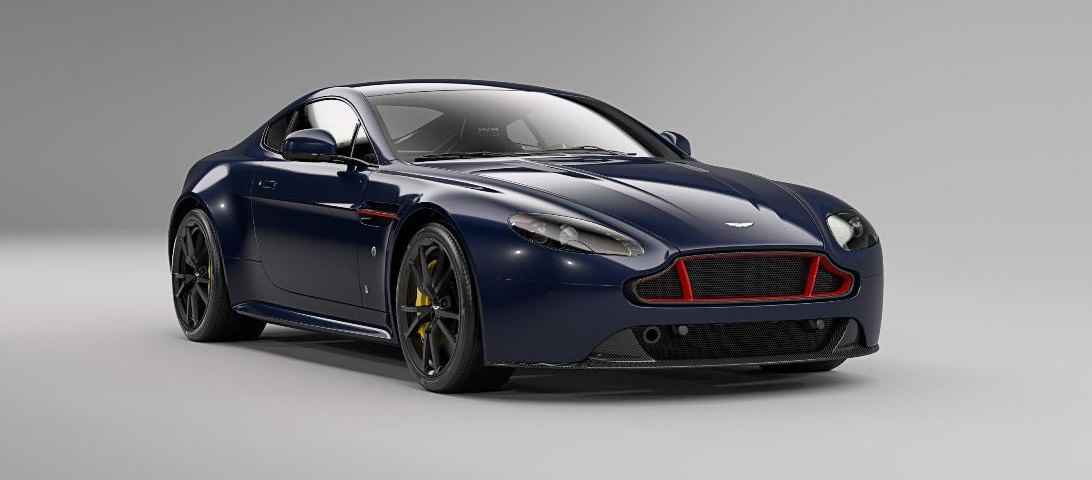 Aston Martin Vantage S Red Bull Racing Edition (2017)