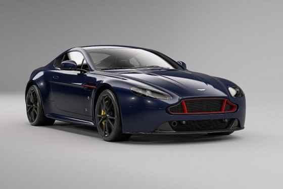 Aston Martin Vantage S Red Bull Racing Edition (2017)
