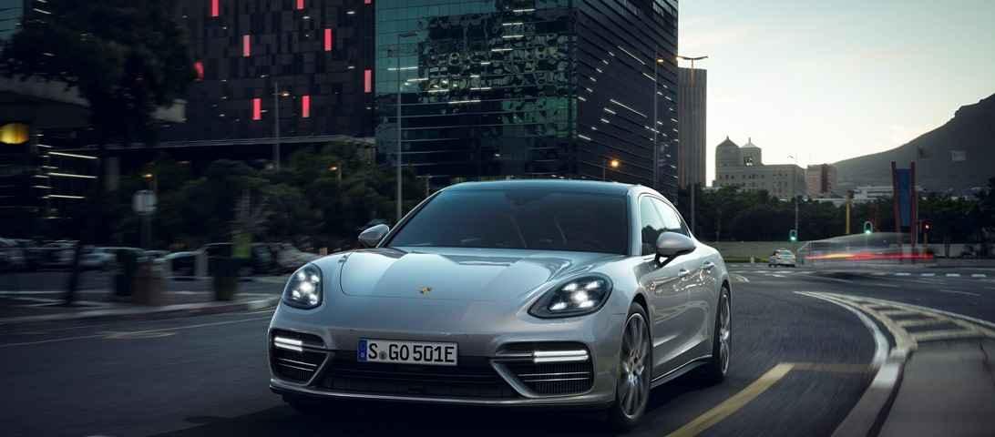 Porsche Panamera Turbo S E-Hybrid (2017)