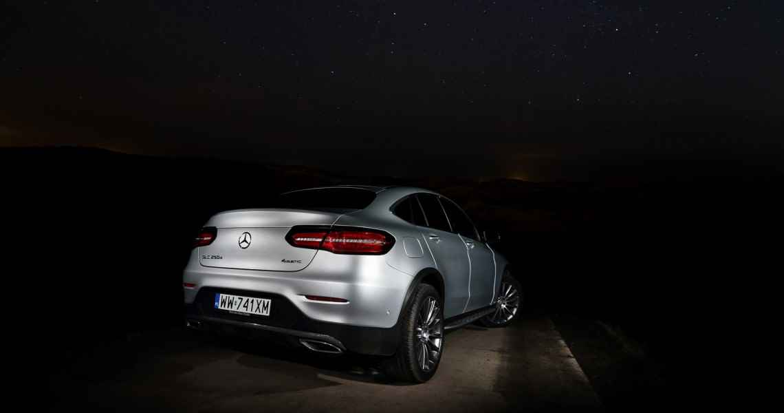 Mercedes GLC 250 d Coupe 4MATIC