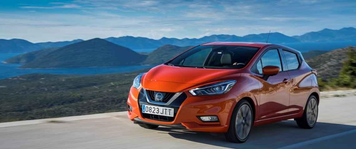 Polski cennik nowego Nissana Micry