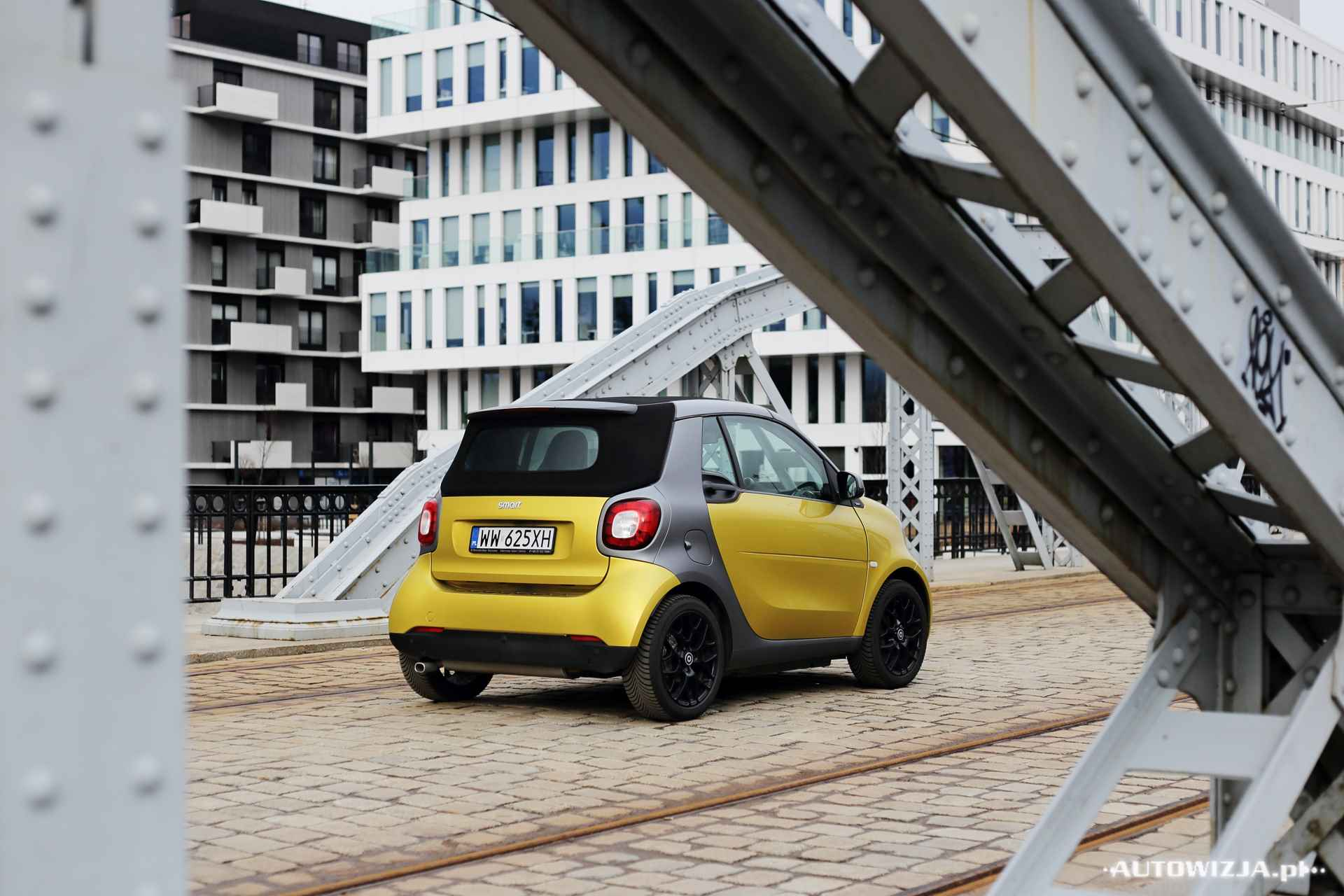smart fortwo cabrio prime 0 9 tce 90 km auto test motoryzacja. Black Bedroom Furniture Sets. Home Design Ideas