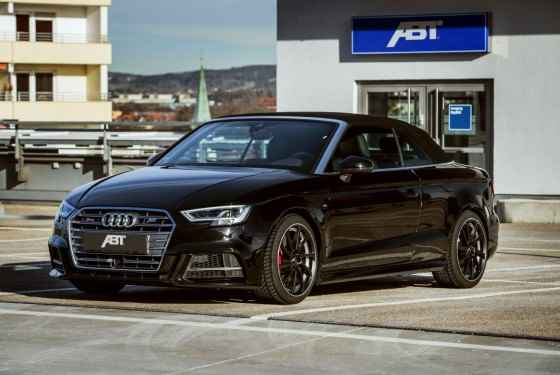 Audi S3 Cabriolet by ABT (2017)