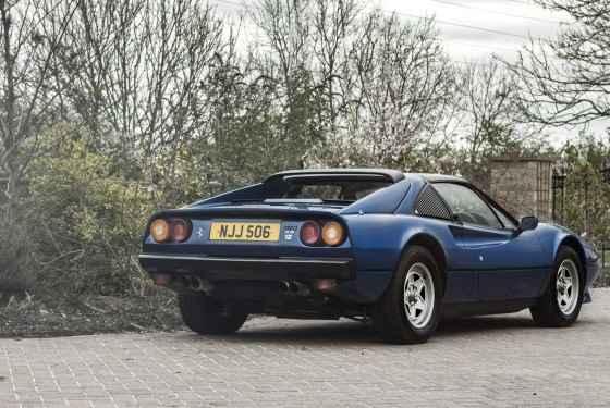 Ferrari 308 GTS QV z 1985 roku na sprzedaż