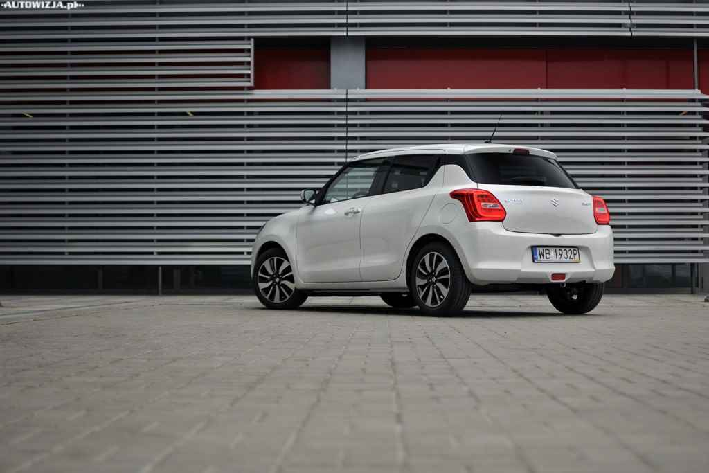 Suzuki Swift 1.0 BOOSTERJET