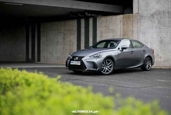 Lexus IS 200t F Sport