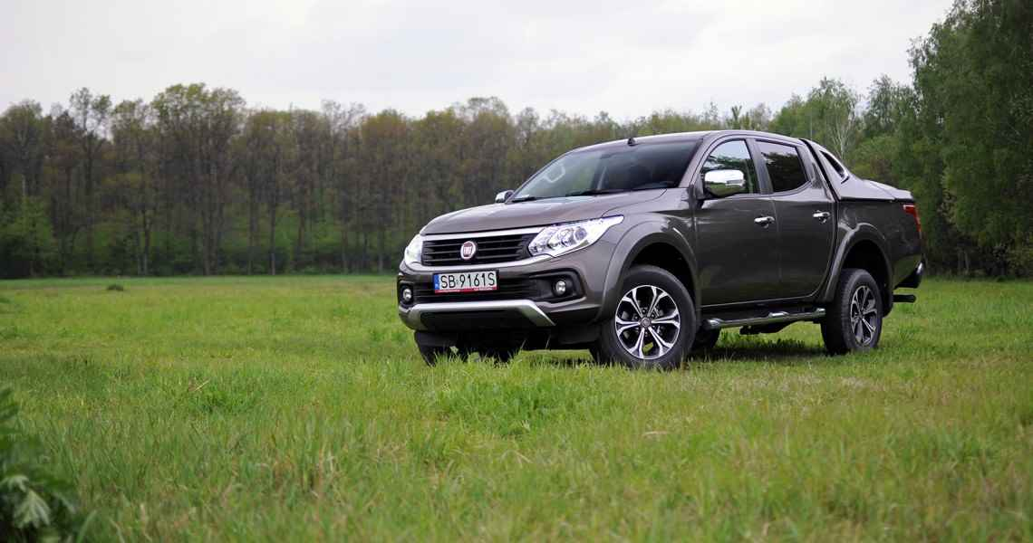 Fiat Fullback 2.4D 180 KM 4x4 AT