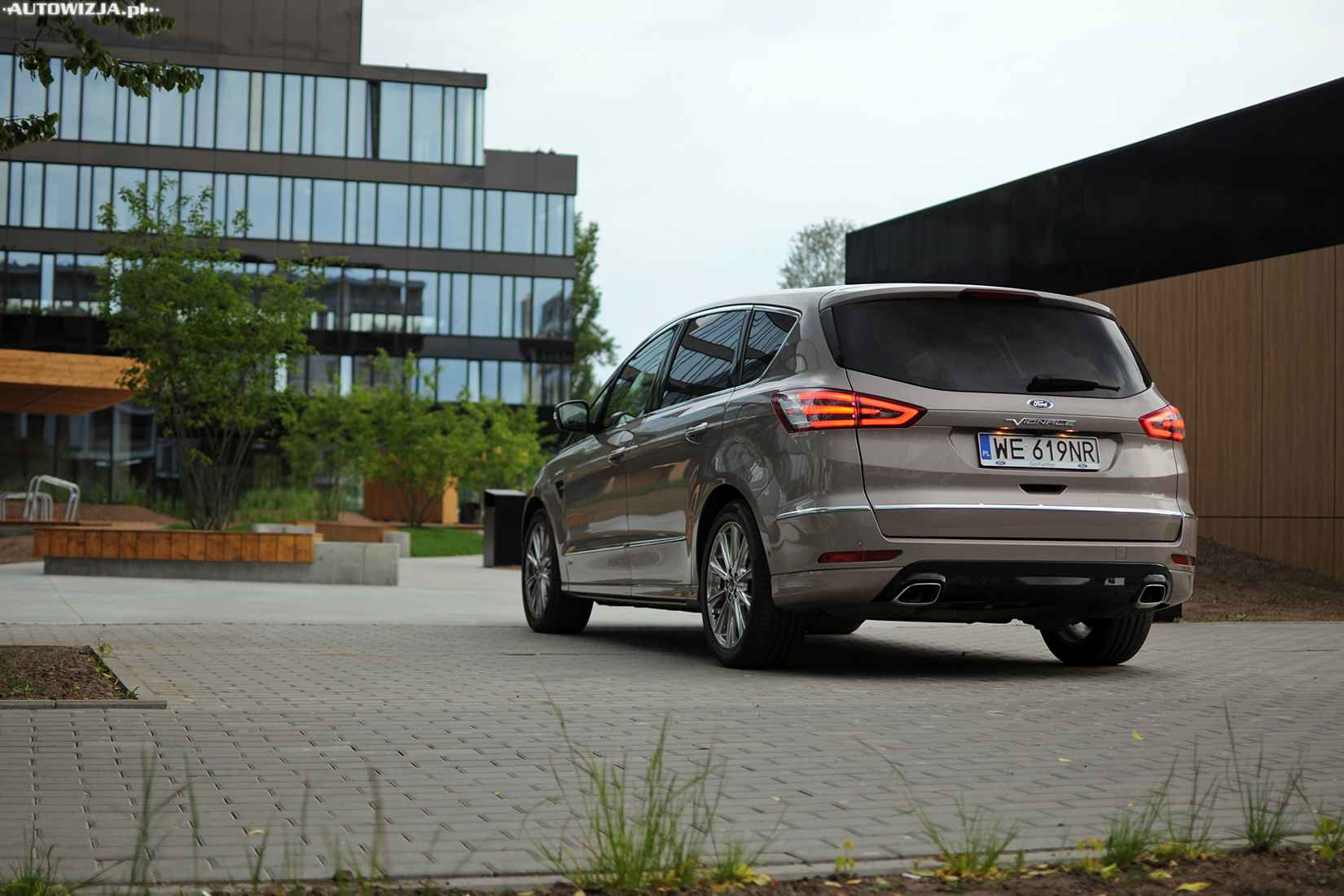ford s max vignale 2 0 tdci 180 km awd test autowizja. Black Bedroom Furniture Sets. Home Design Ideas