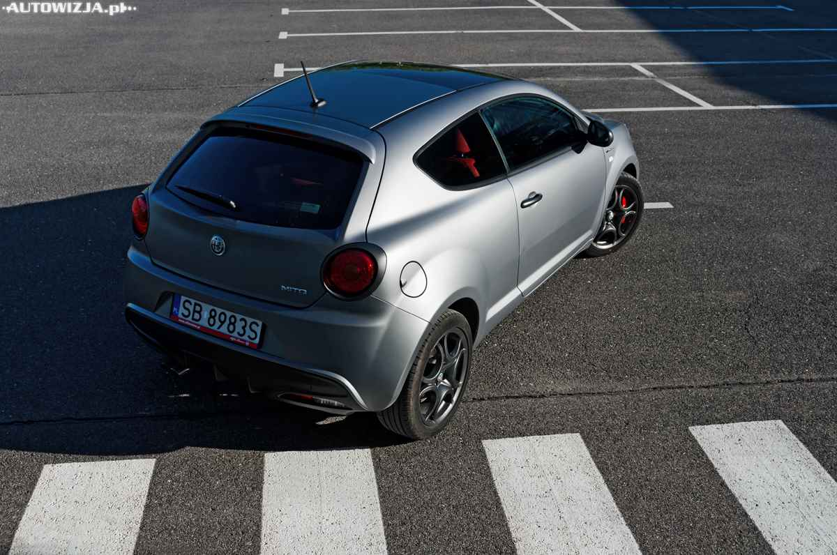 alfa romeo mito veloce test motoryzacja. Black Bedroom Furniture Sets. Home Design Ideas
