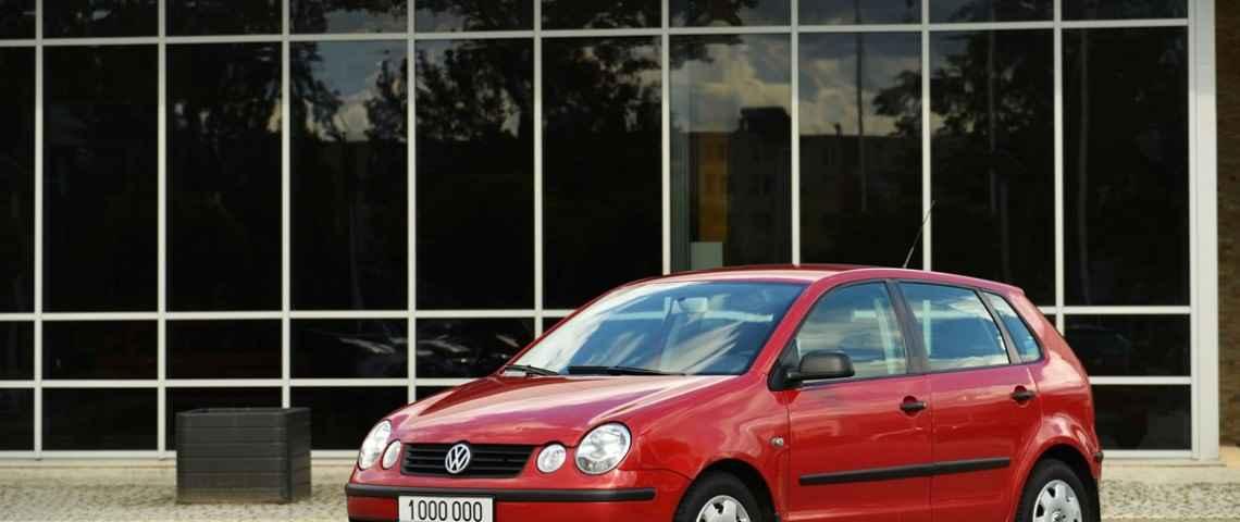 Volkswagen Polo z milionem kilometrów