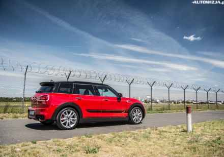 MINI Clubman John Cooper Works ALL4