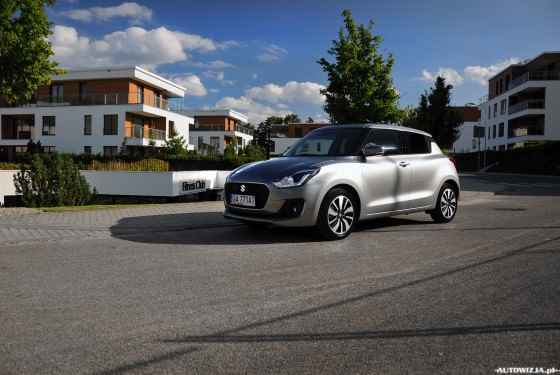 Suzuki Swift 1.2 Hybrid