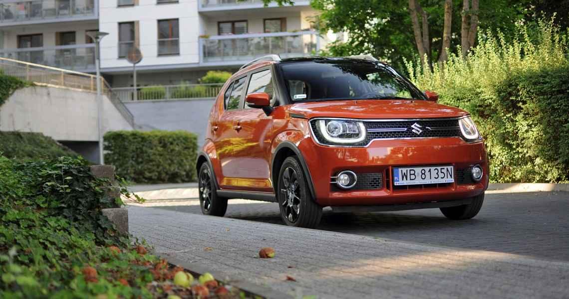 Suzuki Ignis 1.2 Dulajet 4WD