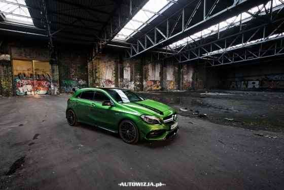 Mercedes-AMG A 45 4MATIC