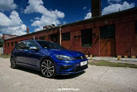 Volkswagen Golf R FL