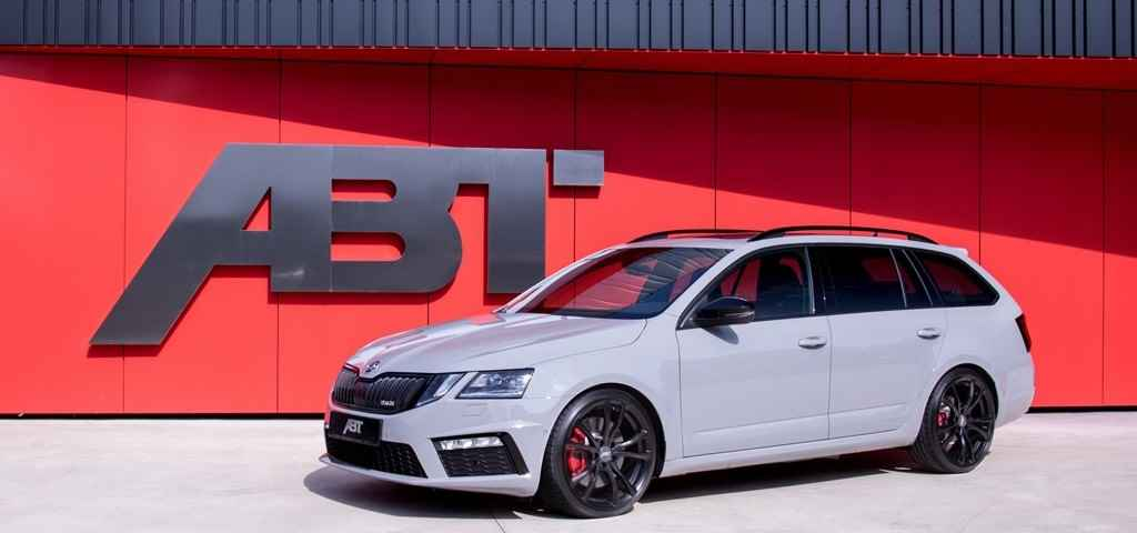 Skoda Octavia RS by ABT