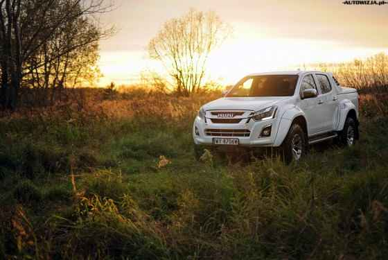 Isuzu D-Max AT35 Arctic Trucks