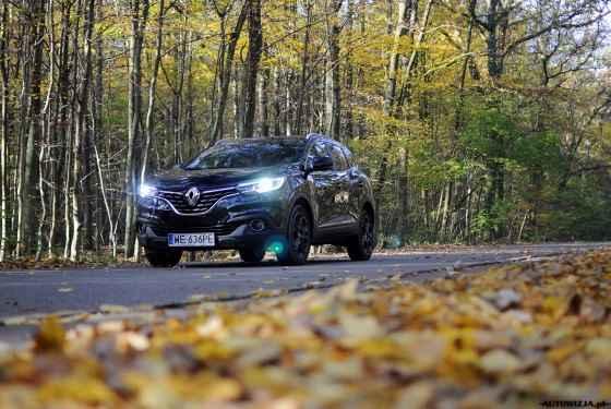 Renault Kadjar 1.6 dCI 130 KM 4WD Night&Day