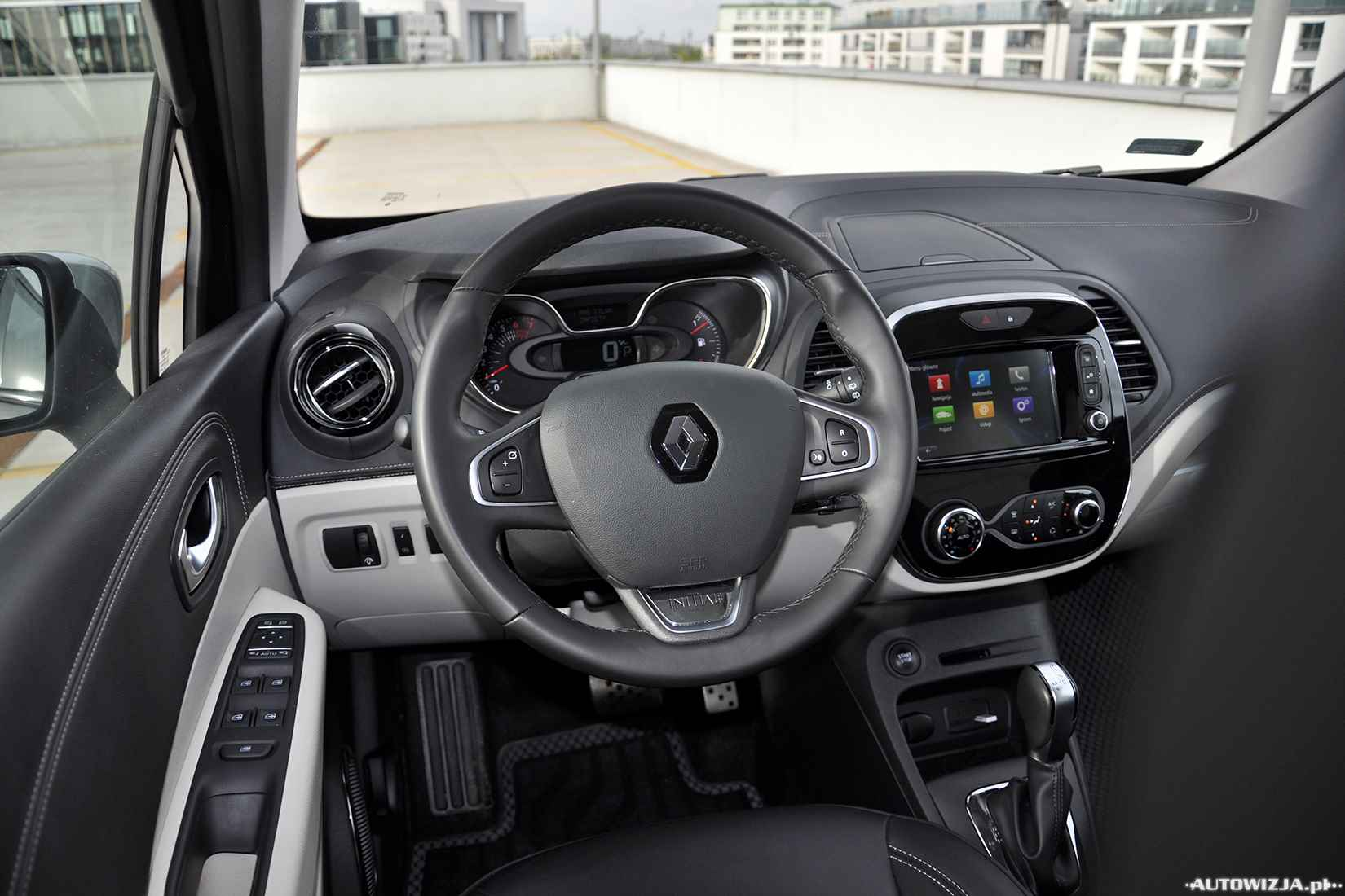 renault captur tce 120 edc initiale paris test motoryzacja. Black Bedroom Furniture Sets. Home Design Ideas