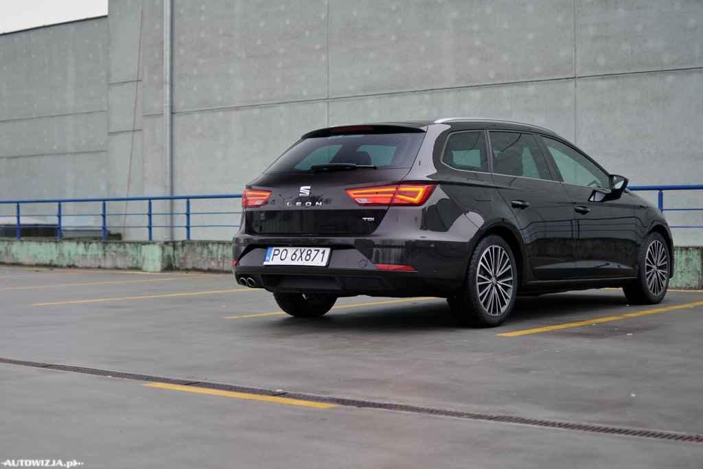 SEAT Leon ST 2.0 TDI Xcellence
