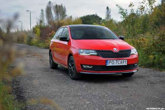 Skoda Rapid Spaceback 1.4 TSI 125
