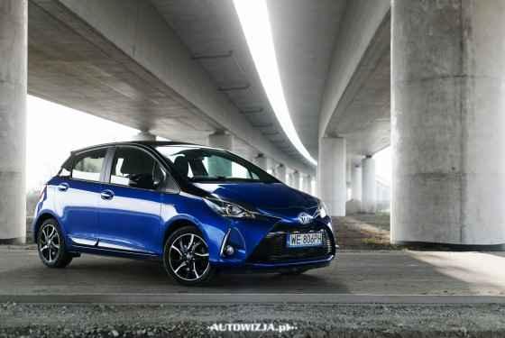 Toyota Yaris Hybrid Selection