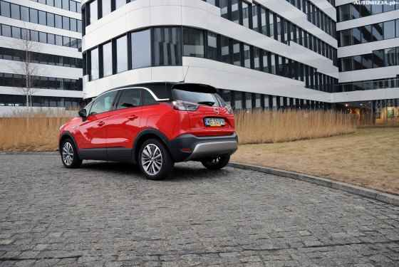 Opel Crossland X 1.2 Turbo 110