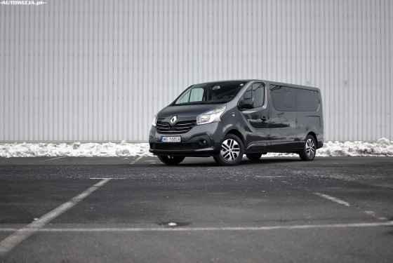 Renault Traffic SpaceClass Grand