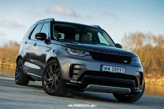 Land Rover Discovery HSE Luxury Si6