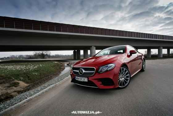 Mercedes-Benz E 400 Coupe 4MATIC