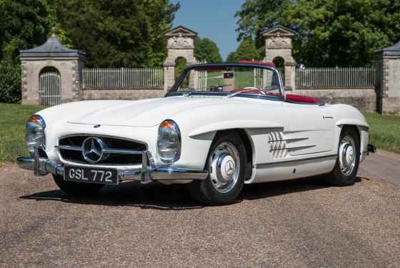 Mercedes-Benz 300SL Roadster (1958)