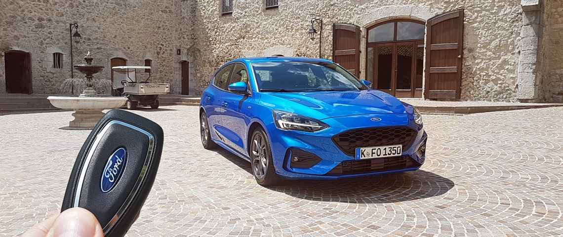 Ford Focus 1.5 EcoBoost 182 KM